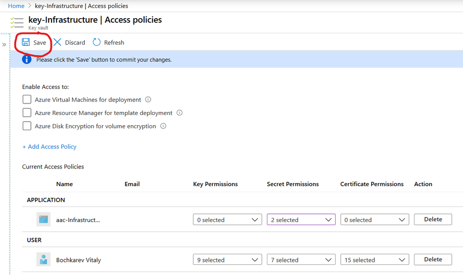 Check not started Azure instances - 21