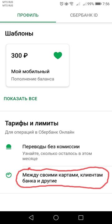 Sberbank quick payments - 02